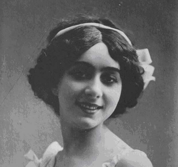Вера Каралли - балерина, балетный педагог (1889-1972)