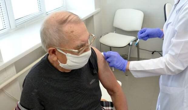 356 тысяч волгоградцев привились от коронавируса