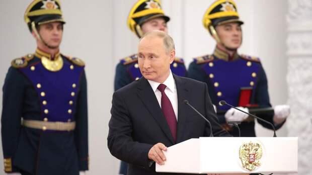 Путин овторой прививке от COVID-19: немножко поднялась температура