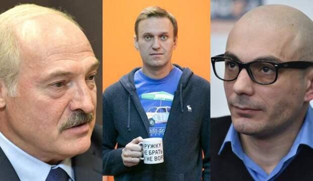 Гаспарян отреагировал на слова Лукашенко о фейковом «отравлении» Навального