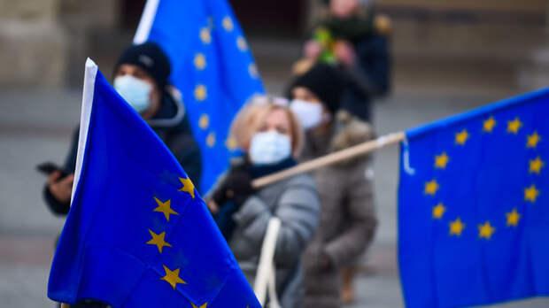 Это другое. Евросоюз пожаловался в ВТО на русские санкции