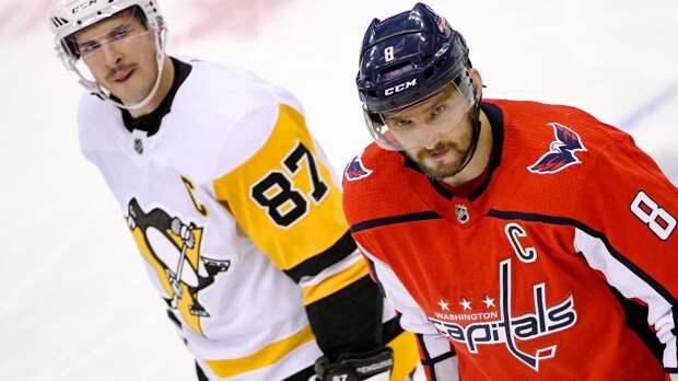 Кросби стал третьим действующим игроком НХЛ, набравшим 1300 очков. Раньше это сделали Овечкин и Торнтон