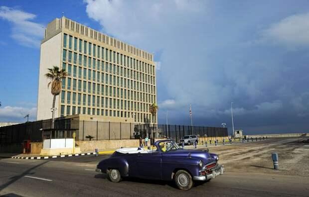 Необъяснимая `` чума '' затронула сотрудников посольства США в Гаване