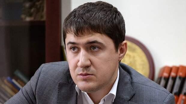 Дмитрия Махонина отправили вПермский край