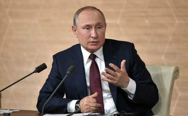 Владимир Путин о том, почему в России не должно быть прогрессивной шкалы налогообложения