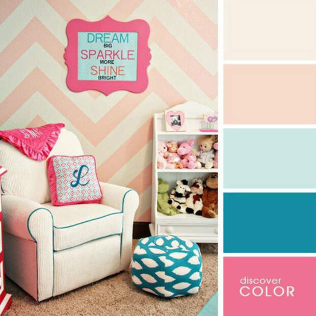 16 лучших цветовых сочетаний, которые существенно преобразят интерьер квартиры