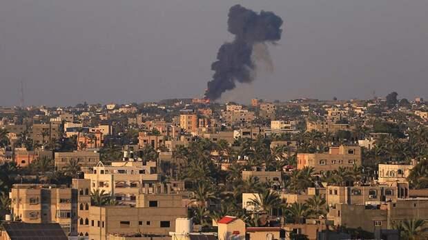 США и Египет работают над проектом перемирия в секторе Газе