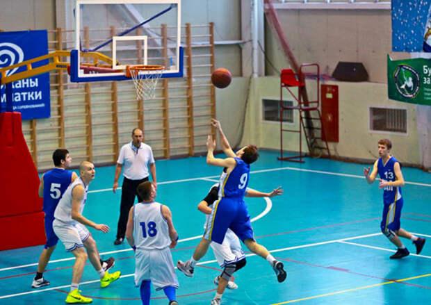 На Камчатке завершается сбор военнослужащих ТОФ, вошедших в сборную команду Восточного военного округа по баскетболу