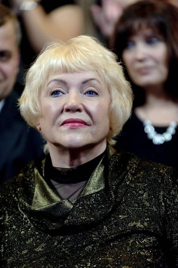 «Жена Штирлица»: Элеонора Шашкова отмечает юбилей