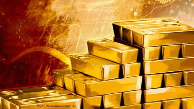 Возобновление закупок золота в закрома России оставит Британию у разбитого корыта