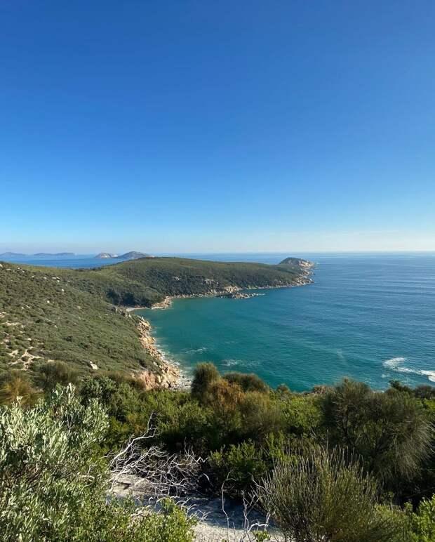 Пляж в Австралии, который выглядит точно так же, как райский остров