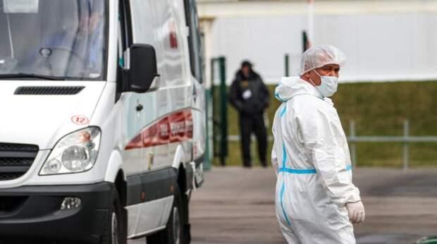 Свежая статистика по коронавирусу в России на 15 мая