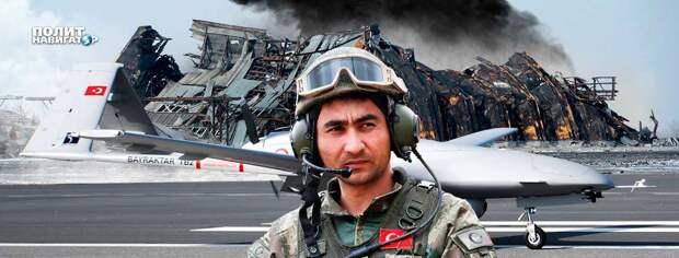 Турецкие советники начали подготовку ВСУ к атаке на ЛДНР