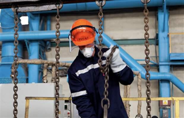 """Производство """"РУСАЛом"""" """"чистого"""" алюминия дает компании преимущества на рынке"""