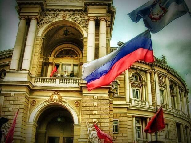 Одесса признана опасной для Украины