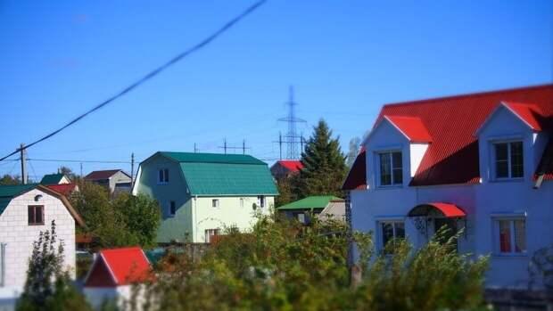 Жители Ленобласти стали больше интересоваться жильем за городом
