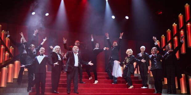 «Вишневый сад. Комедия» в Театре на Таганке – бесконечный перформанс и шоу