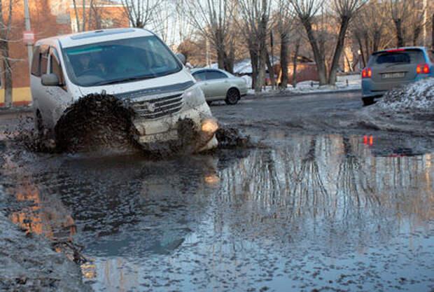 Правительство выделило регионам деньги на безопасные дороги