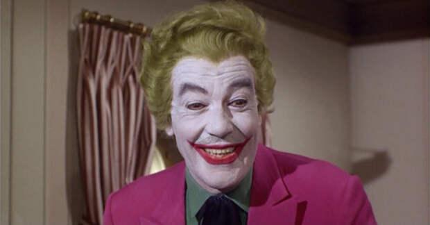 Где играл Джокера: сериал «Бэтмен» 1966 года