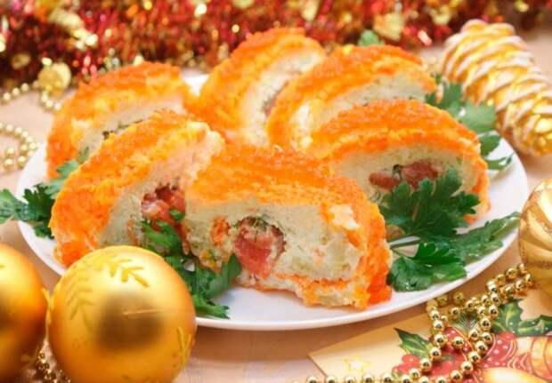7 рецептов оригинальных салатов к Новому году, если хочется чего-то новенького