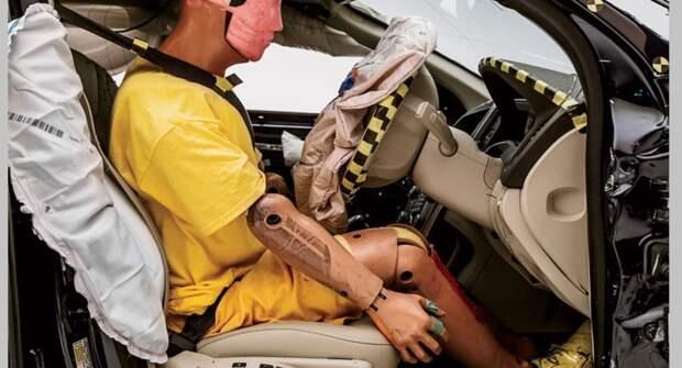 Как вести себя водителю и пассажирам, если ДТП неизбежно