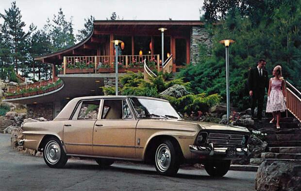 Studebaker Cruiser (1966)