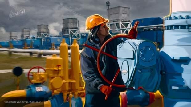 Европа лишила Украину «реверсного» газа