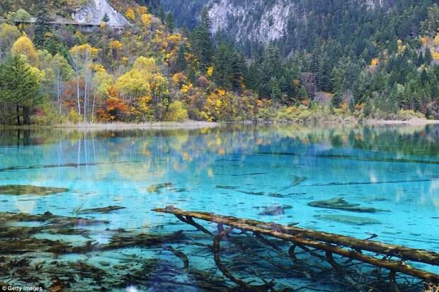 Китай без туристов: изумительная красота