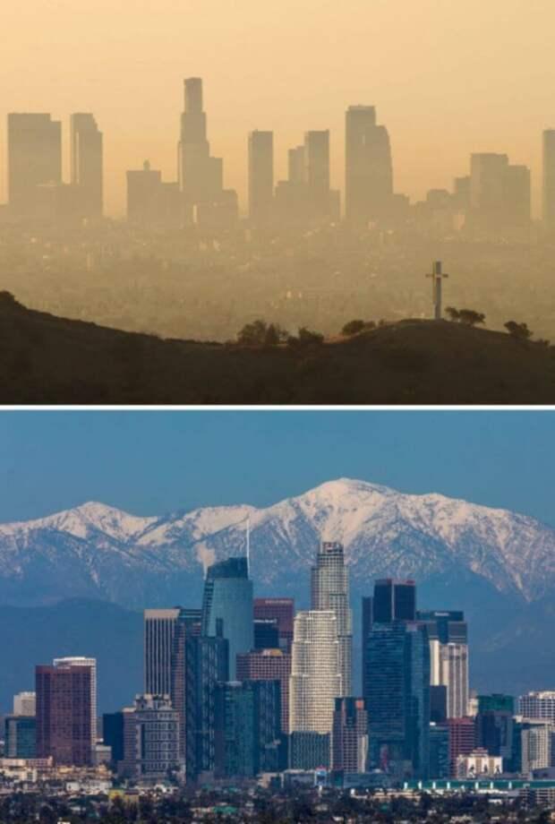 Карантин очистил воздух от углекислого газа. но почему метана стало больше?