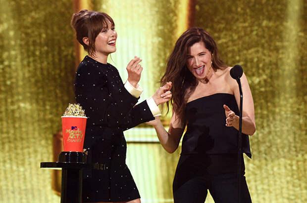 MTV Movie & TV Awards — 2021: яркие моменты шоу и список победителей