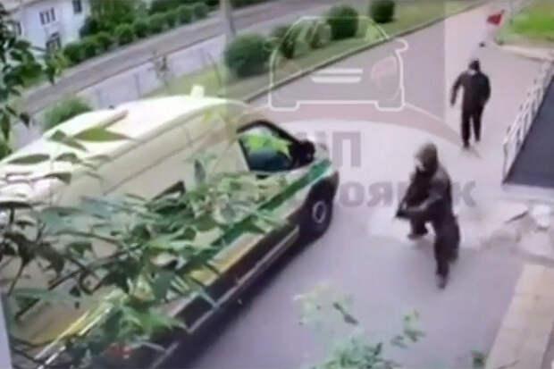 Красноярским налетчикам наинкассаторов огласили приговор