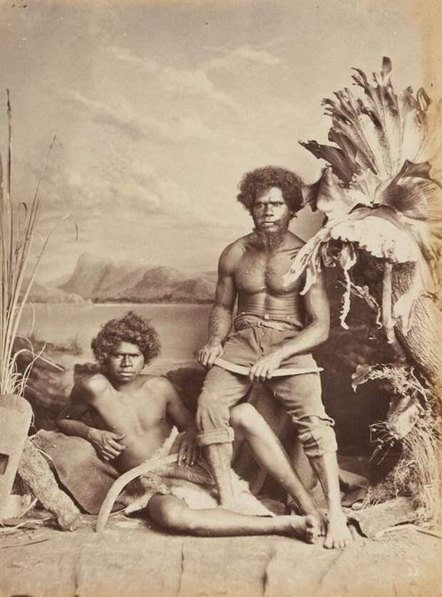 История одного геноцида: австралийские аборигены считались животными до1970-х годов