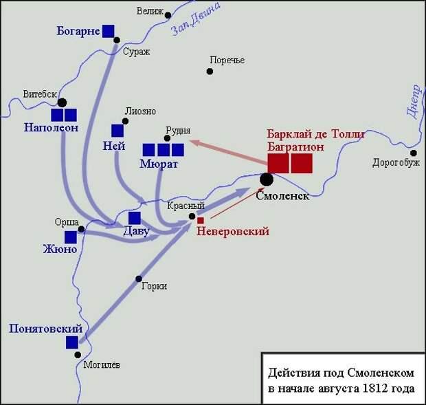 Подвиг дивизии Неверовского, изменивший судьбу войны 1812 года