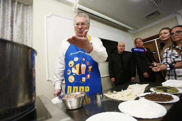 Жириновский предложил ввести ограничения по весу для россиян