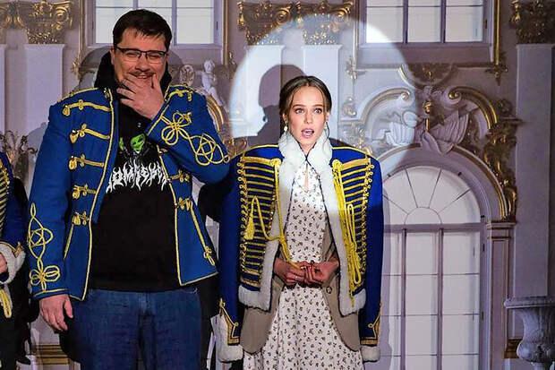 Гарик Харламов впервые появился на публике с новой возлюбленной
