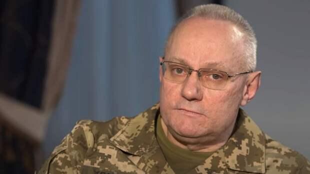 Главком ВСУ призвал украинцев не создавать вооруженные формирования