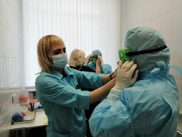 Стабильный рост: стало известно о новых заболевших COVID-19 россиянах