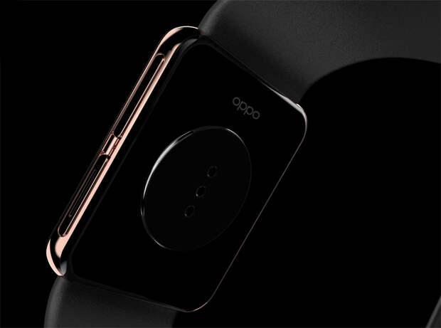 Смарт-часы OPPO с функцией ЭКГ предстали на рендерах во всей красе