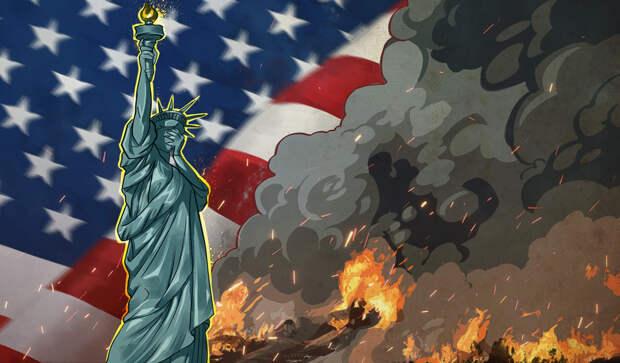 Александр Роджерс: Краткая правдивая история США