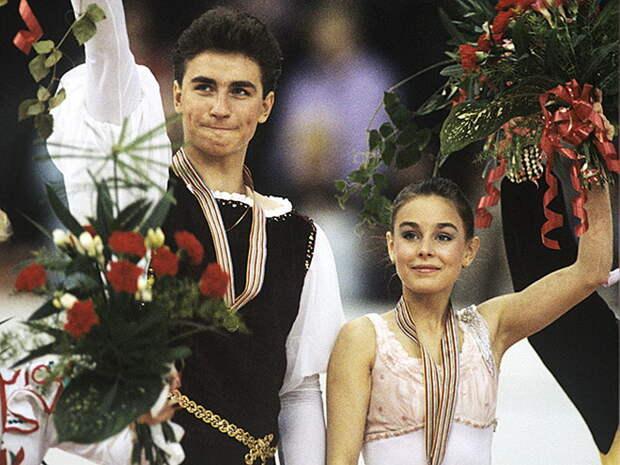 Сергей Гриньков и Екатерина Гордеева : триумф, любовь и трагедия