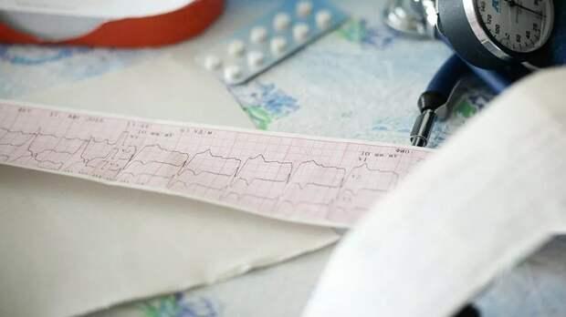 Кардиолог рассказал подробности о стрессовой кардиомиопатии