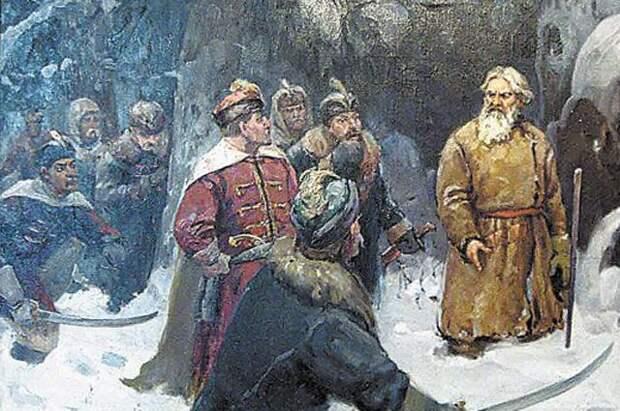 Подвиг Ивана Сусанина: какие остались вопросы
