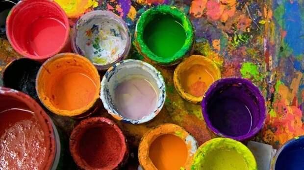 Интересные факты о самых ярких красках в истории