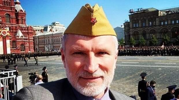 """Председатель партии """"Родина"""" Журавлев встретился с ветеранами под Тверью"""