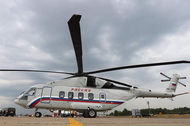КВЗ на взлете: на МАКСе подписали крупнейший контракт на Ми-38 и показали Путину «Ансат-М»