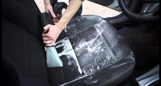 Как быстро убрать шерсть в машине