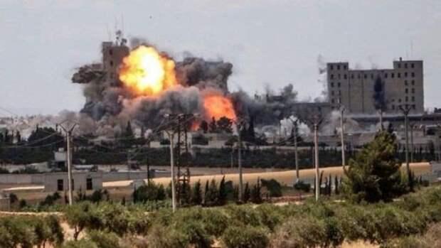 Месть Франции за Ниццу залила Сирию кровью