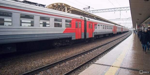 Расписание электричек от станций Молжаниново и Новоподрезково изменится в мае