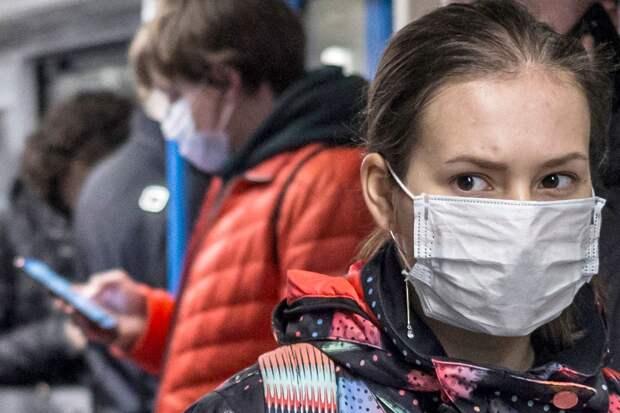 За сутки в России подтверждено 8790 случаев COVID-19 в 84 регионах