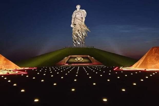 Ржевский мемориал— прививка отбеспамятства
